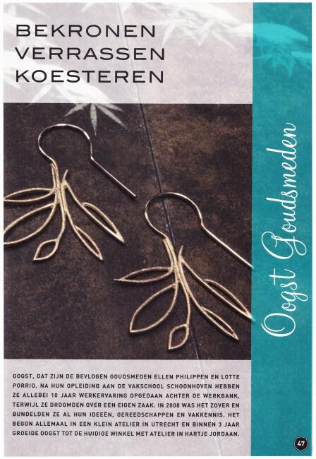Oogst in de Susie shoppinggids van Amsterdam