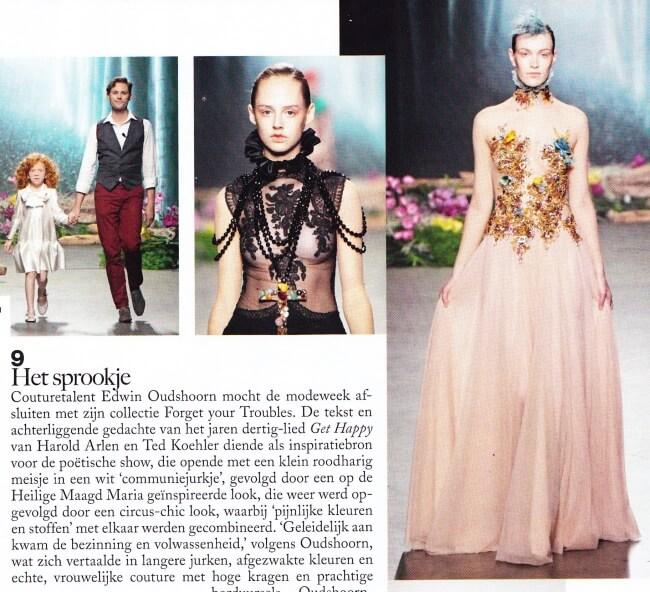 Oogst collier voor Edwin Oudshoorn, Vogue sept 2012