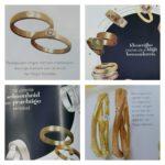 Oogst in de Trouwringen bijlage van het Bruid & Bruidegom magazine, jan 2016