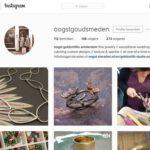 Instagram Oogst goudsmeden