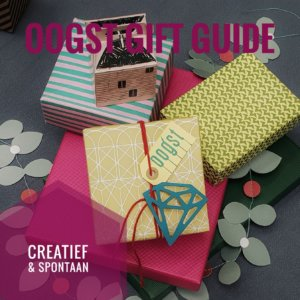 Gift Guide voor het Creatieve Enthousiaste Type Gift Guide for the enthusiastic Creative type