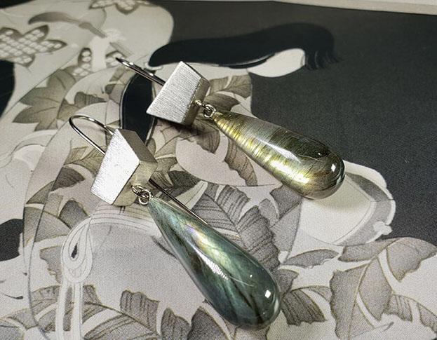 collier japonais * kamon * 1445,-