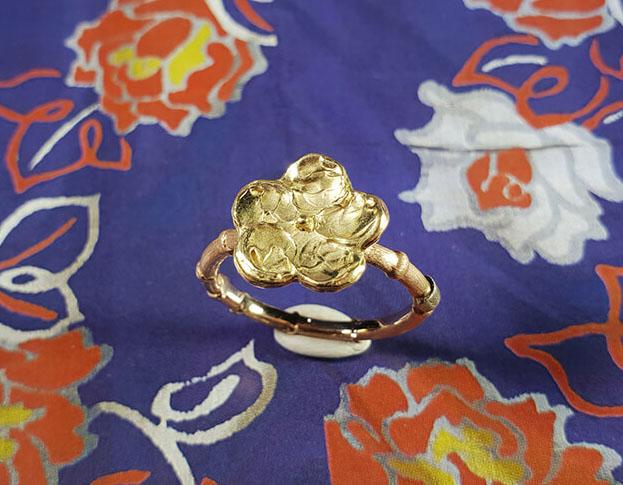 ring japonais * bamboe * 485,-/485,-/545,-