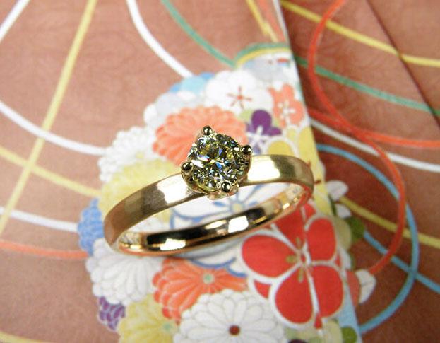 verlovingsring fluweel * maatwerk voor ibrahima