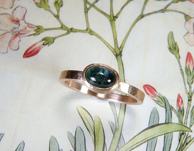 * trouwringen boomgaard / orchard wedding rings * 1480,- & 895,-