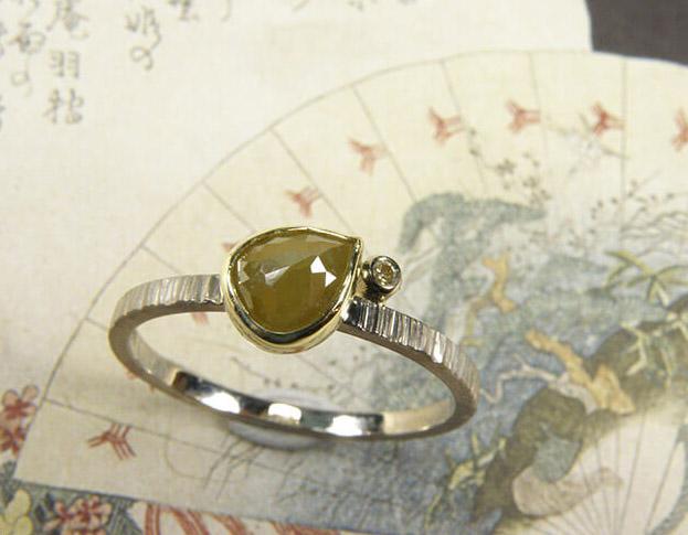 * ring * in bloei * 1125,-