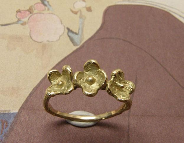 ring in bloei * maatwerk voor rianne