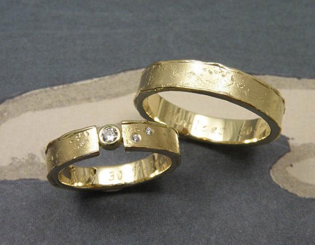 verlovingsring eenvoud * maatwerk voor edwin
