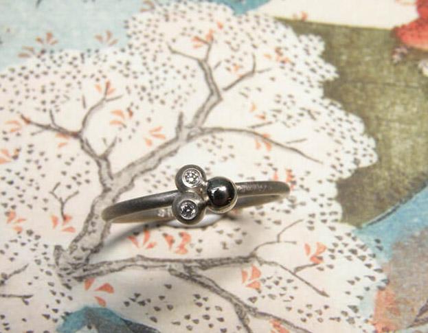 erosie oorsieraden & ring * maatwerk voor lilian