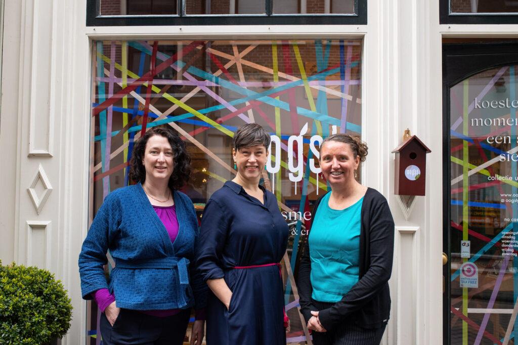 Oogst Goldsmith team portrait